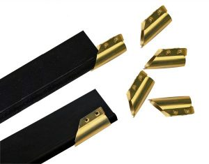Brass Channel Clips 100 per box