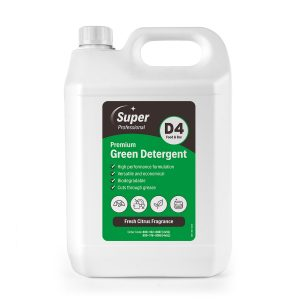 Premium Concentrated Green Detergent 5 litre