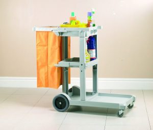 Tuff Cart Cleaner Trolley