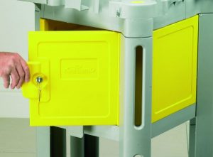 Structocart Optional Lockable Safe-Box