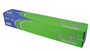 CaterWrap Cling Film 450mm X 300m Roll