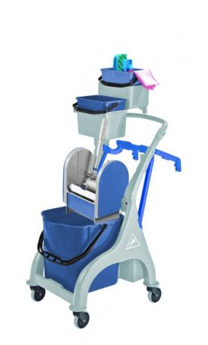 Kentucky Mopping – Quick Response Trolley