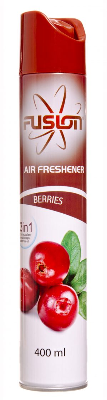 Fusion Berries 3 in 1 Air Freshener 1 x 400ml Aerosol