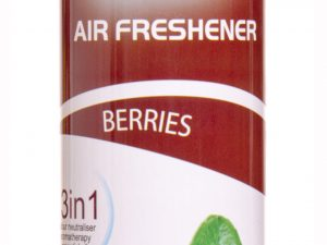 Fusion Berries 3 in 1 Air Freshener 1 x 400ml Aerosol