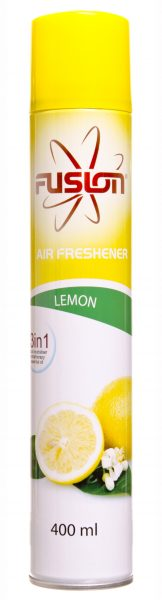 Fusion Lemon Air Freshener 400ml