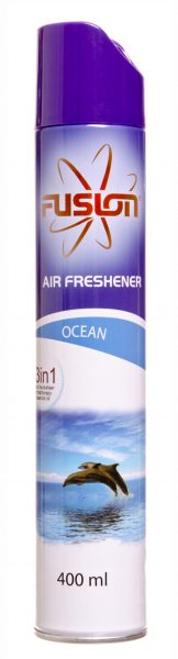 Fusion Ocean 3 in 1 Air Freshener 1 x 400ml Aerosol