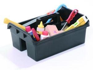 Jumbo Cleaners Caddy