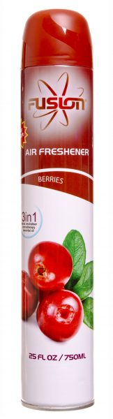 Fusion Berries Power Blast Nozzle Air Freshener 750ml
