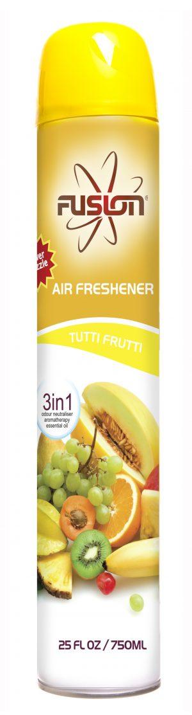 Fusion Tutti Frutti Power Blast Nozzle Air Freshener 750ml