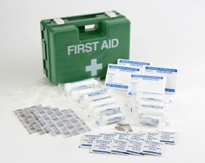 Deluxe HSE First Aid Kit – Small