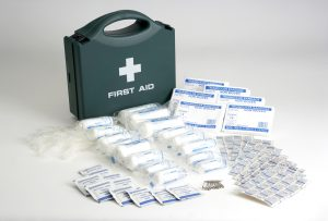 Deluxe HSE First Aid Kit – Medium