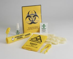 Sharps Disposal System 1 Application