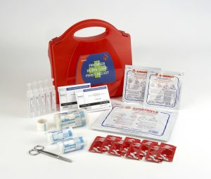 Emergency Premier Burns Kit 01-10 Person