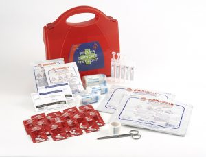 Emergency Premier Burns Kit 11 – 20 Person