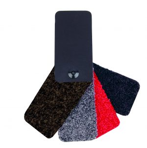 FrontGUARD Washable Luxury Entrance Matting Red | Grey | Black | Brown