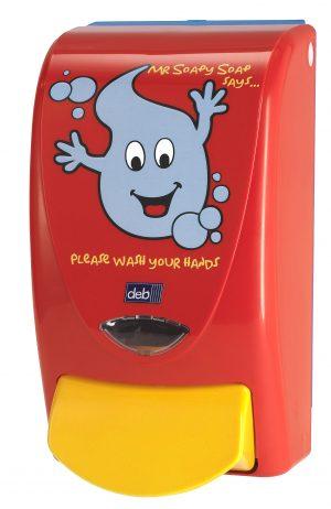 Deb Mr Soapy Soap Dispenser