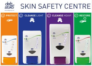Deb 3-Step Skin Protection Centre – Large