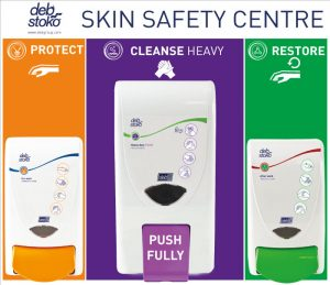 Deb GrittyFOAM Skin Protection Centre – Small