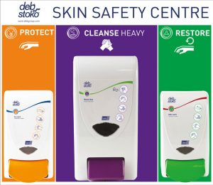 Deb 3-Step Skin Protection Centre – Small 4L