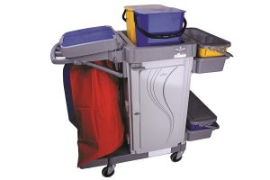 Rokleen Alpha Cleaners Trolley