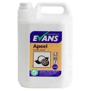 Evans Vanodine Apeel Citrus MPC & Degreaser 5 ltr
