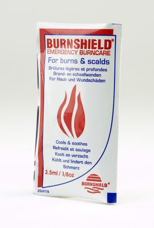 Burnshield Burn Blott Sachets Size 3.5ml x 10