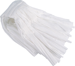 Kentucky Mop Head Big White Spun Lace