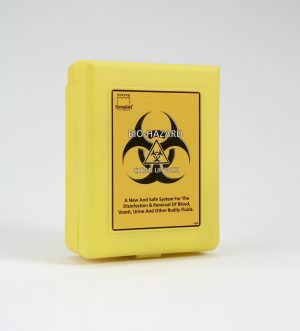 Biohazard Kit (Yellow Box) – Single Application