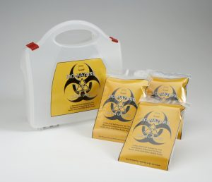 Biohazard Kit – 3 Treatment Packs
