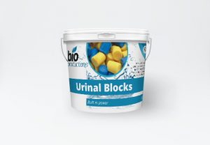 Bio Productions Urinal Blocks Yellow non-pDCB 3 kg