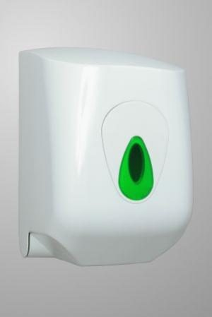 Modular C-Feed Paper Towel Dispenser White Plastic