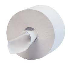 C-Pull Recycled Toilet Tissue System 2 ply White 6 x 200m rolls