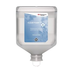 Deb Clear Pure Perfume-free & Dye-free 4 x 2 ltr Gentle Foam Hand Wash