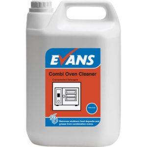 Evans Vanodine Combi Oven Cleaner 5 ltr