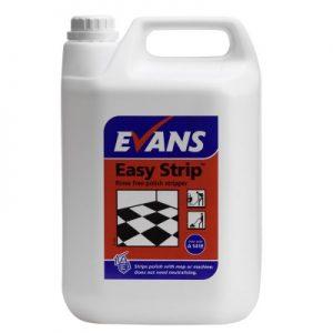Evans Vanodine Easy Strip Rinse Free Polish & Wax Remover 5 ltr