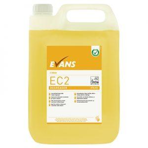 Evans Vanodine EC2 Super Concentrate Degreaser 5 ltr