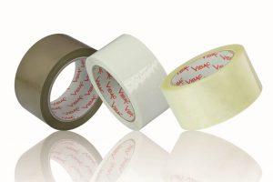 Vibac Solvent Tape Clear 48 x 66 x 36 Rolls