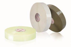 Vibac Solvent Tape Clear Machine Rolls 48 x 990 x 6