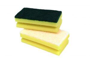 Gripped Sponge Scourer