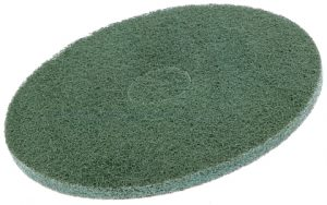18″ Standard Speed Floor Pads Green