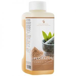 Evans Vanodine Florazol Sandalwood Concentrated Deodoriser 1 ltr