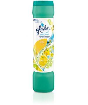 Glade Shake n Vac 500g Fresh Lemon