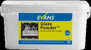 Evans Vanodine Glaze Dish Wash Powder 5 kg