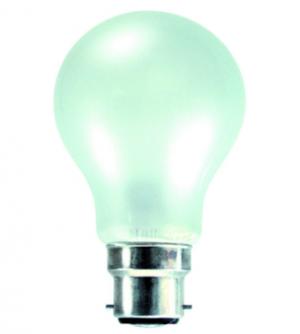 60 Watt BC Pearl GLS x 10
