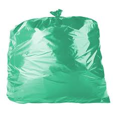 Refuse Sacks GREEN 18/29/39 Heavy Duty
