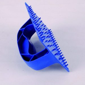 Hand Held Pad Gripper for Edging Pads