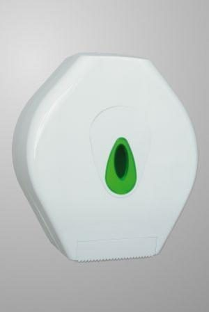 Modular Jumbo Toilet Tissue Dispenser White Plastic