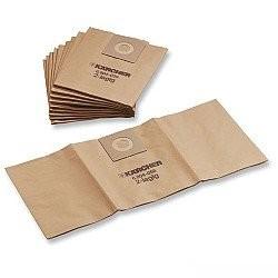 Karcher Filter Paper Vacuum Bags NT 27/1