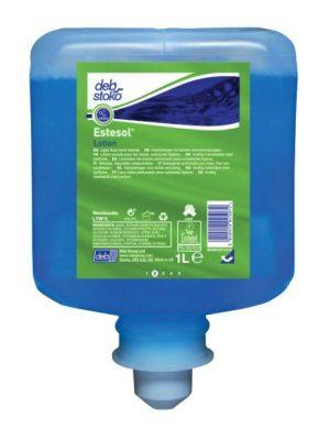 Deb Estesol Lotion 6 x 1 ltr Light Duty Hand Cleanser Cartridge