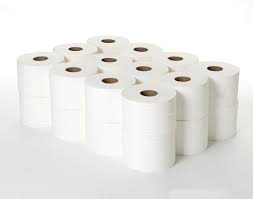 Micro Core Toilet Tissue System 2 ply White  24 x 120m Rolls